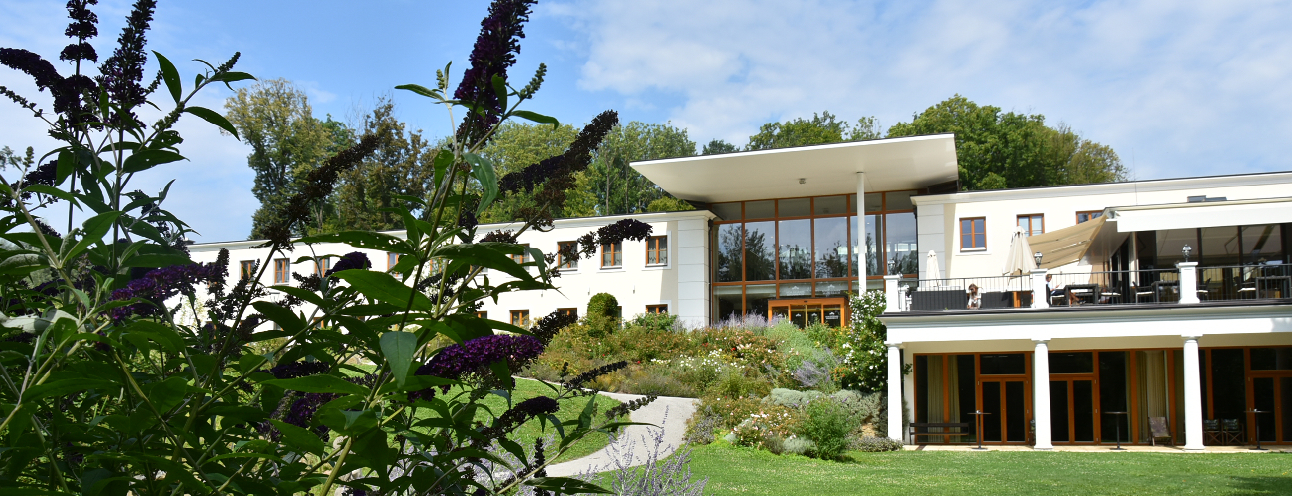 Schlosspark Mauerbach: Home